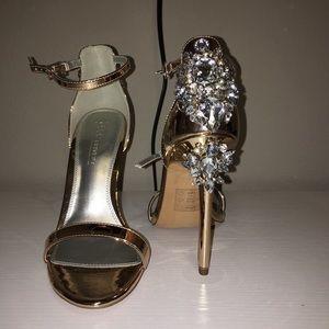 ASOS Rose gold heels